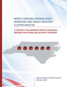 NC Defense Asset Inventory and Target Industry Cluster Analysis